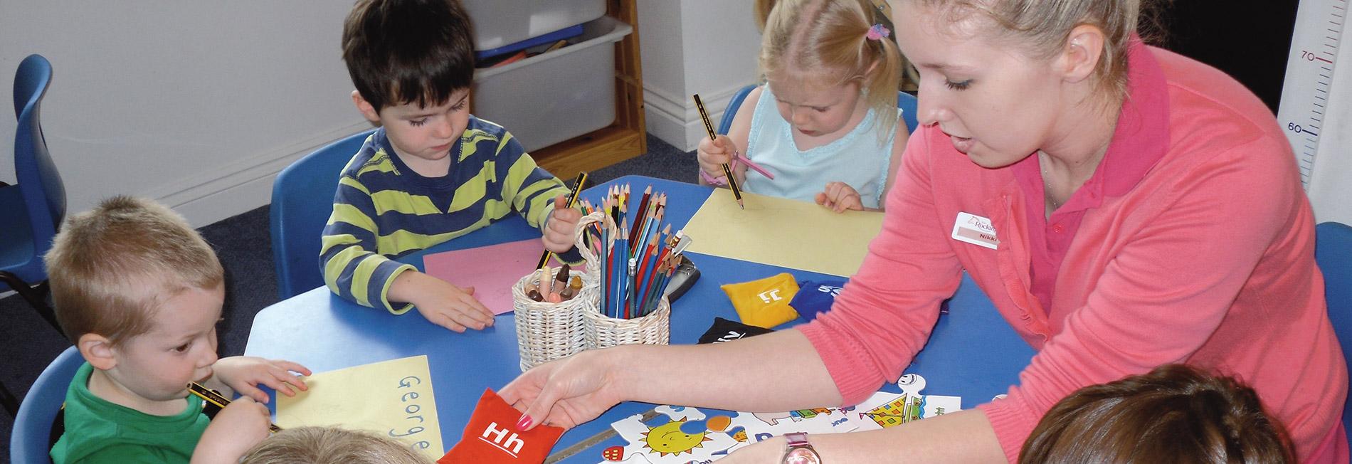 Stamford daycare nursery