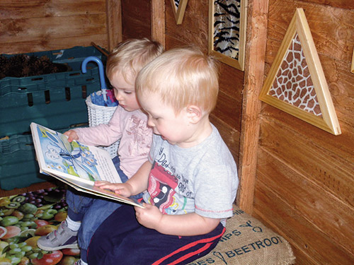 Toddler day nursery